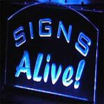 Digital LED Sign